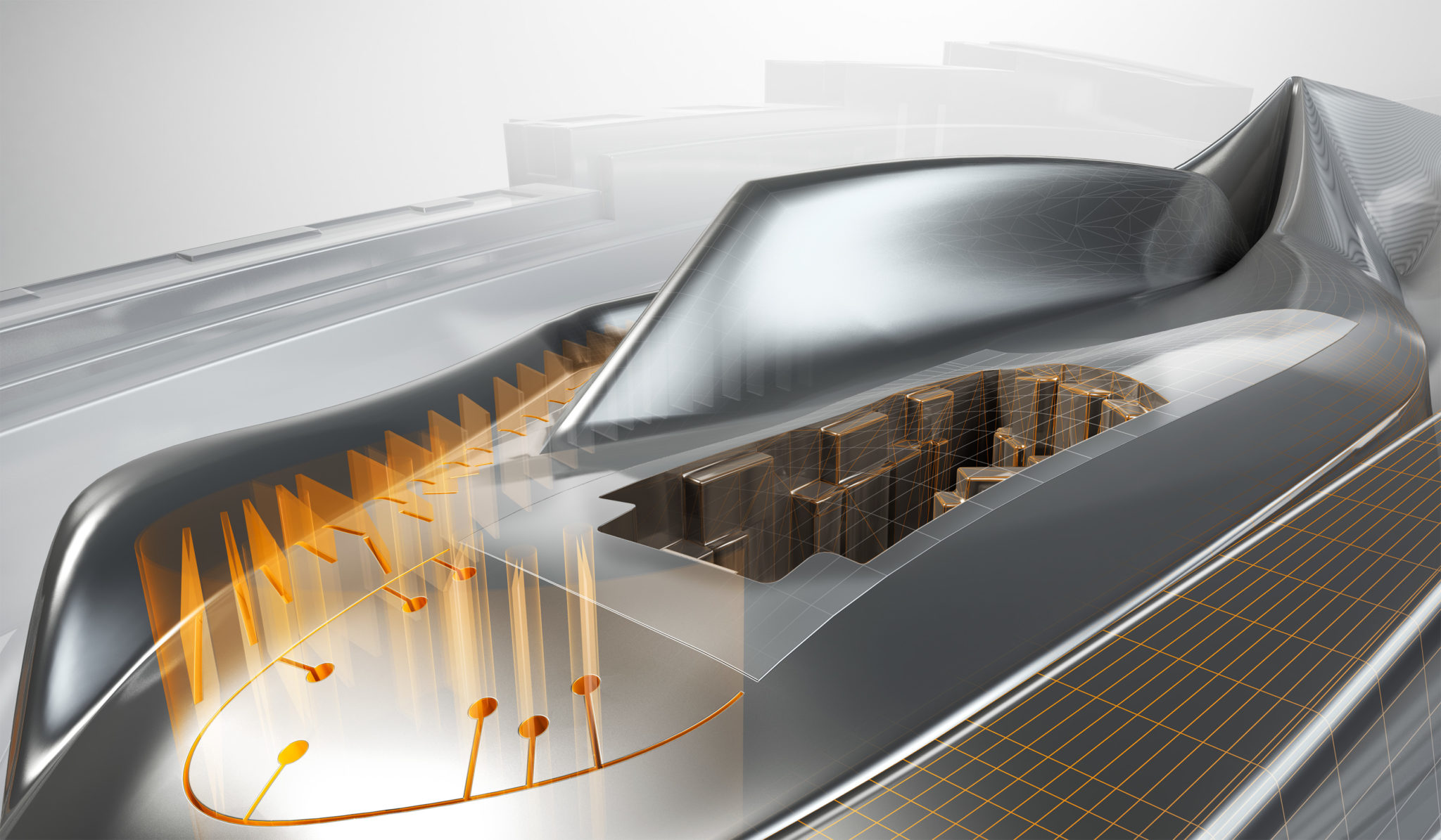 PowerShape - AMS International - Complex parts for manufacture