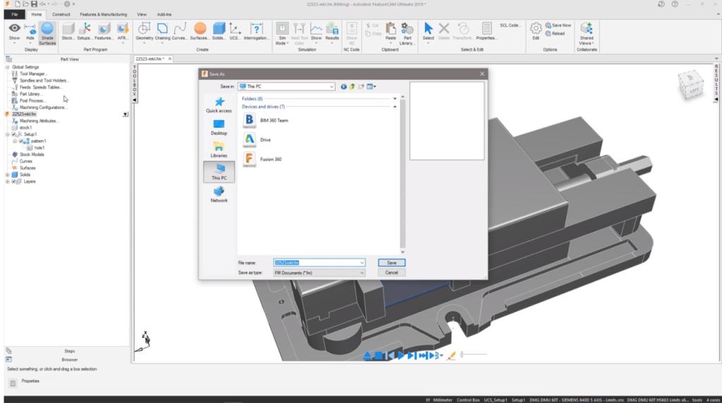 Autodesk Drive (nur bei Abonnement)